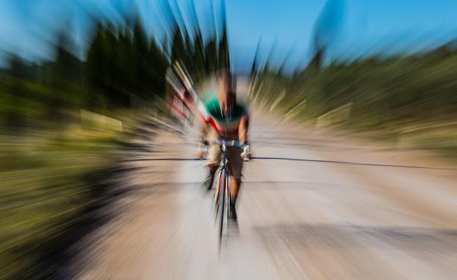 Una bicicletta esplosiva  di Dama