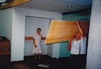 Parish Workbee - Installing Pews September 94