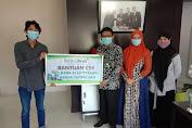 Bank Aceh Syariah Cabang Tapaktuan Salurkan Bantuan CSR Korban Kebakaran