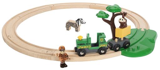petit train en bois BRIO