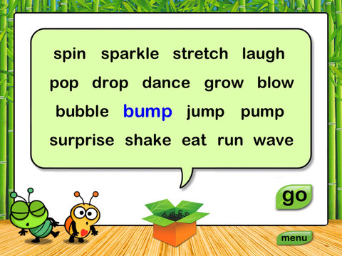 Noodle Words Active Words Set 1 All