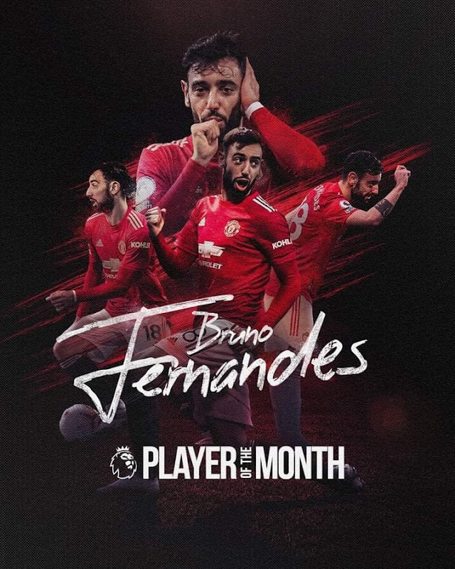 Fernandes Break Records For The Most POTM Awards In A Calendar Year