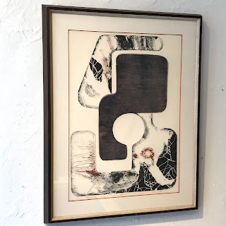 R. J. Williams Signed Lithograph