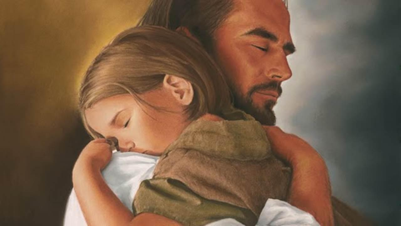 Chúa ẵm bạn