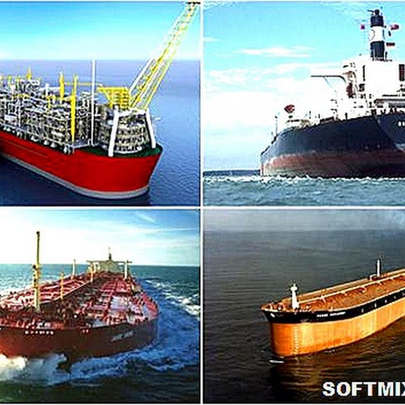 Десять самых больших кораблей в мире