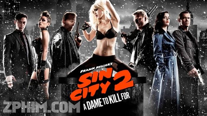 Ảnh trong phim Thành Phố Tội Ác 2 - Sin City: A Dame to Kill For 1