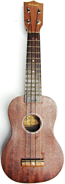 Westminster Soprano Ukulele made in Japan