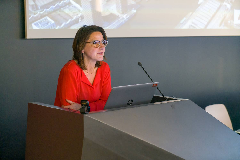 Marleen Eyssen van Port of Antwerp