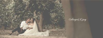 אודיה וגיא חתונה