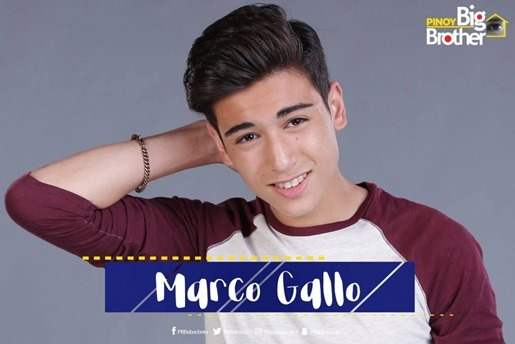 Marco Gallo PBB 2016
