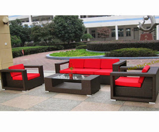 Rattan Sofa Set-MT109