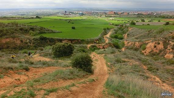 Ruta Madrid-Guadalajara-Madrid. Sábado 28 de marzo 2015. Nuestro tercer 'gran reto'