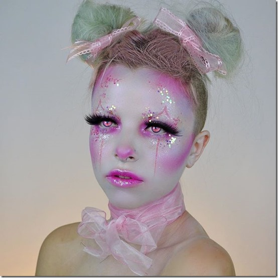 maquillajes halloween kimberleymargarita (7)