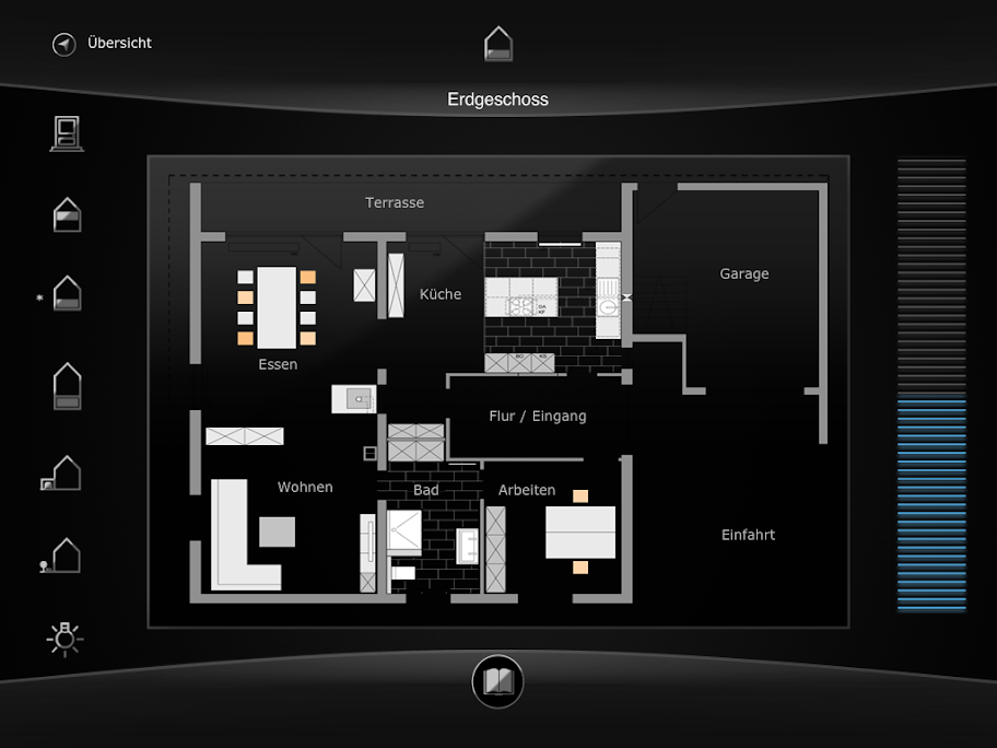 knx eib ipad visu in aktion knx user forum. Black Bedroom Furniture Sets. Home Design Ideas