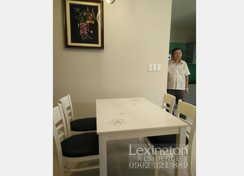 Lexinton Residence 1 phòng ngủ tại đường Mai Chí Thọ