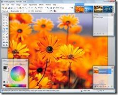 برنامج الرسام Paint.NET 4.0.17 - سكرين شوت 1