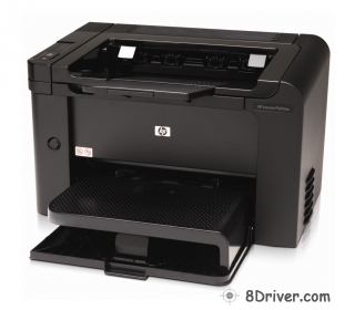 Free download HP LaserJet Pro P1606 Printer drivers & install