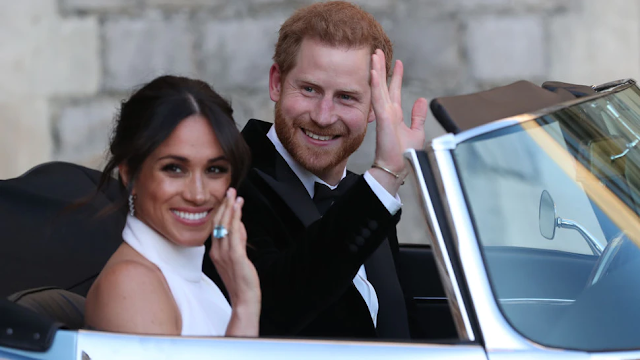 Congressman Calls For Harry And Meghan To Be Stripped Of Royal Titles After 'Continued Interference' In U.S. Election