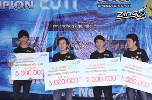 Zing Speed: Toàn cảnh vòng chung kết SSC 2011 18