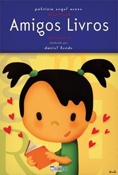 Amigos Livros - Patrícia Engel