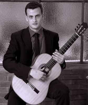 Matteo Vitali, guitarra