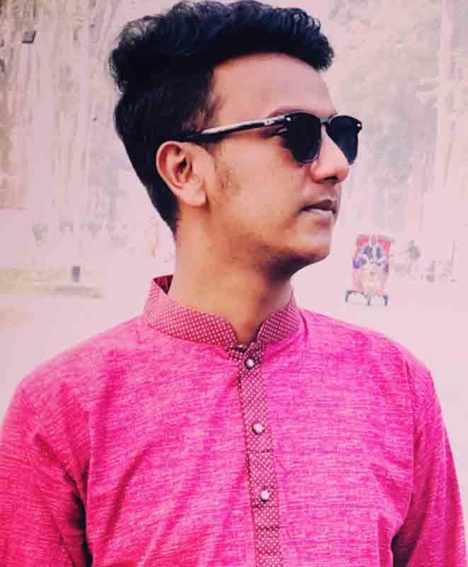 MD Ishtiak Hossain Shoaib