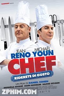 Đầu Bếp Trứ Danh - The Chef (2012) Poster