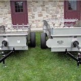Millcreek is the first manure spreader manufacturer to offer a stainless steel body and hardware. Our two Full-Size spreaders come with PTO drive for extra power.