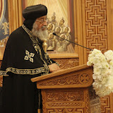 His Holiness Pope Tawadros II visit to St. Mark LA - _MG_0595.JPG