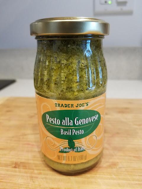 Trader Joe's Pesto alla Genovese Basil Pesto