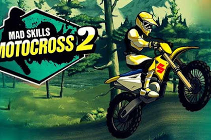 Mad Skills Motocross 2 v2.6.7 Full Apk Download