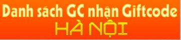 gc nhận giftcode đột kích tại hà nội