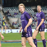 Fremantle v Geelong Round 17 2016
