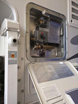 600SS Calefactor de agua