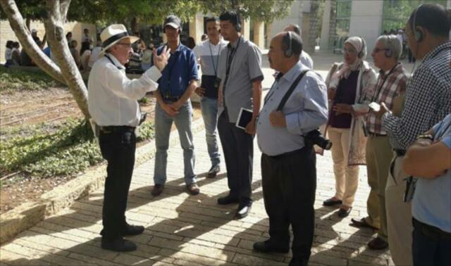وفد مغربي يزور الكيان الصهيوني بعد المجازر الأخيرة ضد مسيرات العودة