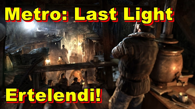 Metro: Last Light Ertelendi!