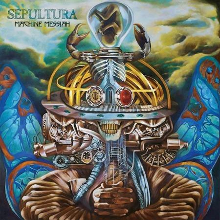 2017 - Machine Messiah - Sepultura