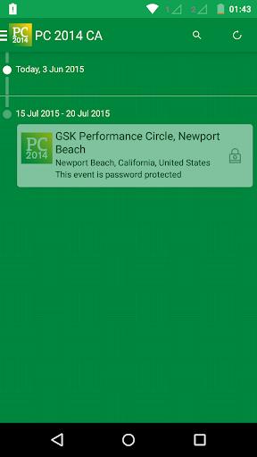 Performance Circle 2014 CA