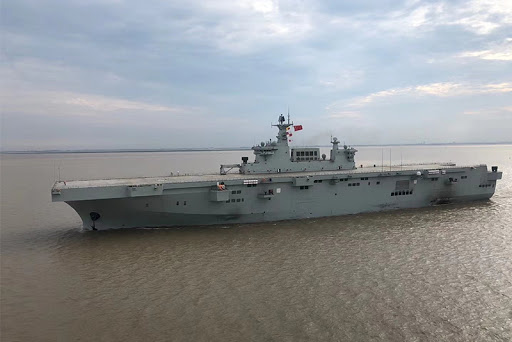 LHD Type 075 Angkatan Laut China