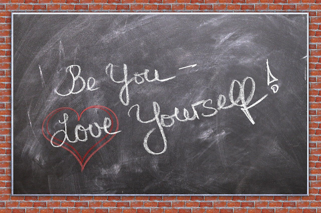 be you and love yourself