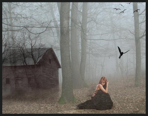 Black Dove, Ghosts