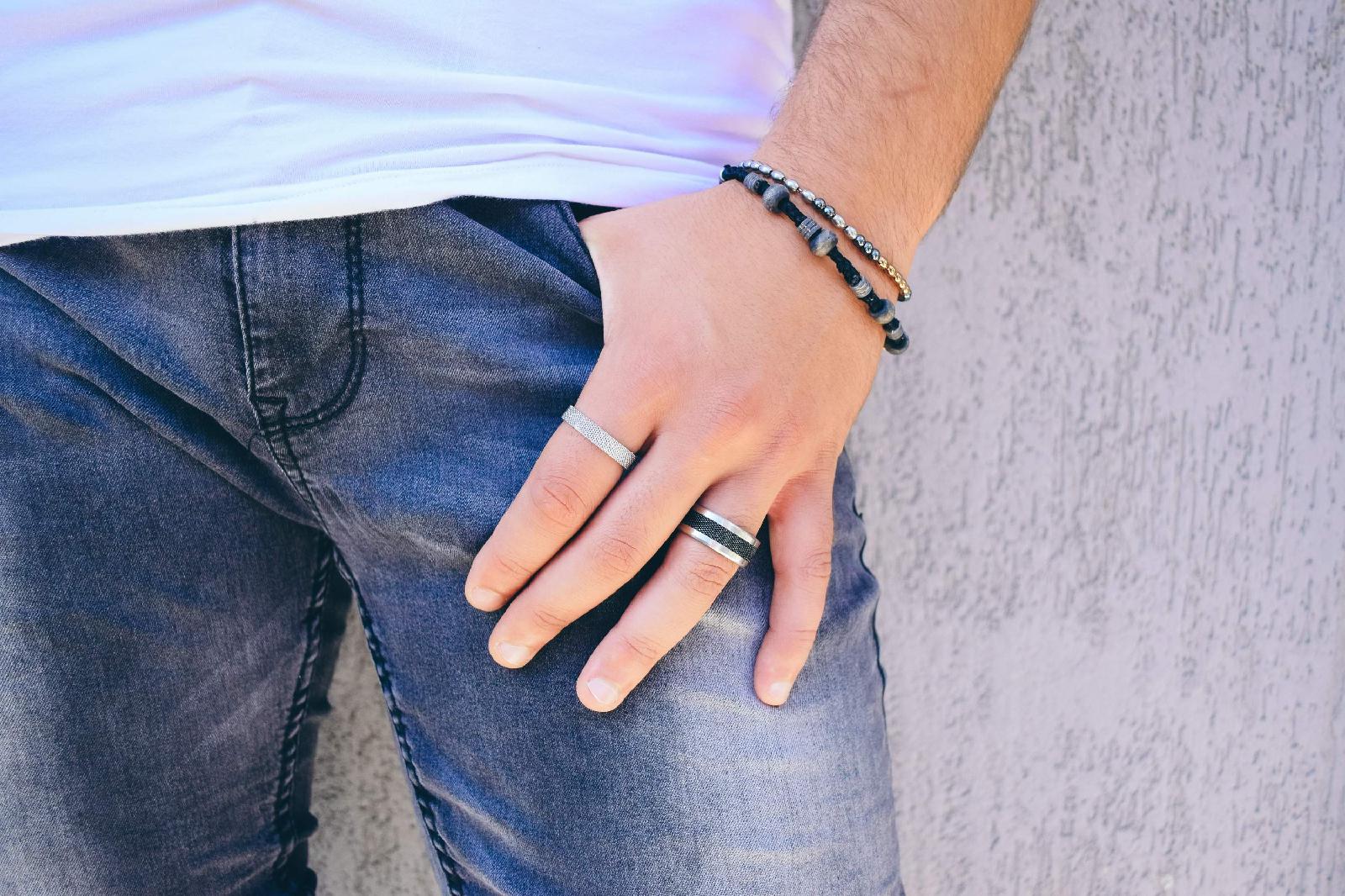 anelli da uomo bering