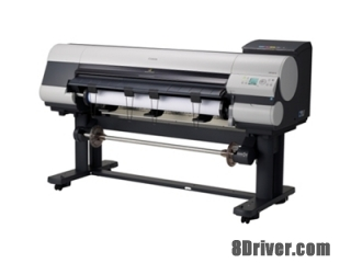 Free download Canon imagePROGRAF iPF810 PRO Printers driver software & setting up