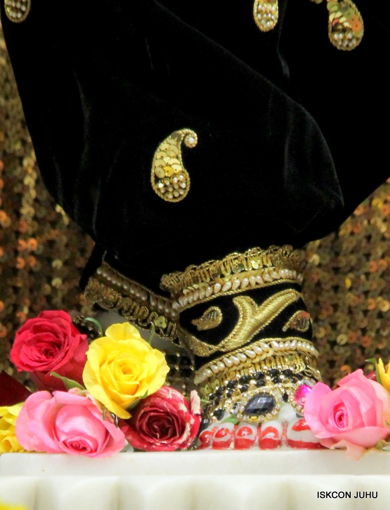 ISKCON Juhu Sringar Deity Darshan 7 Jan 2017  (42)