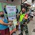 ACT Cirebon Berkolaborasi Dengan TNI Distribusikan Paket Pangan Untuk Masyarakat Prasejahtera