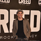 OIC - ENTSIMAGES.COM - Anthony Ogogo at the  Creed - UK film premiere at the Empire Leicester Sq London 12th January 2016 Photo Mobis Photos/OIC 0203 174 1069