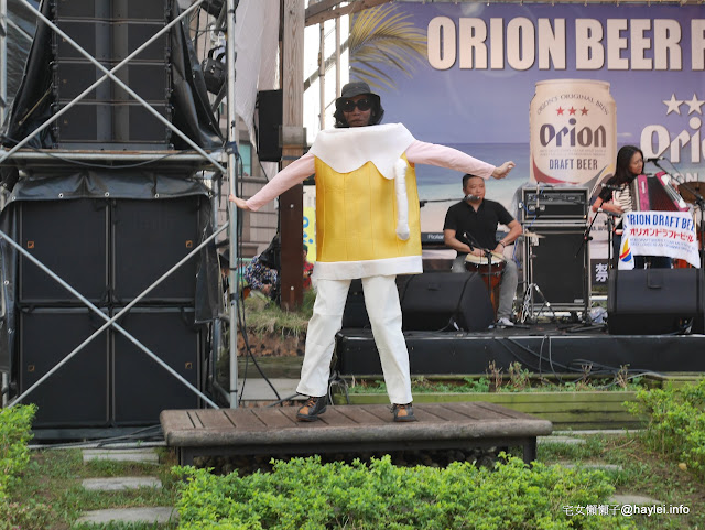 ORION BEER FEST 沖繩啤酒節 @統一時代百貨 2F 夢廣場 與好友相聚暢談的啤酒盛典分享!一起享受這 OKINAWA SPECIAL TIME 吧~ 攝影 民生資訊分享 飲食集錦