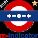 m-Indicator- Mumbai - Live Train Position icon