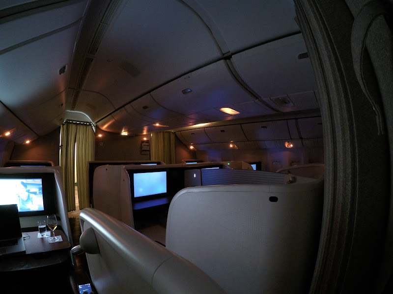JL%252520F%252520HND LHR 117 - REVIEW - JAL : First Class - Tokyo Haneda to London (B77W)