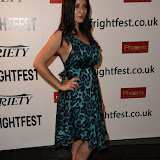 OIC - ENTSIMAGES.COM - Dani Thompson at the Film4 Frightfest on Monday   of  Banjo UK Film Premiere at the Vue West End in London on the 31st  August 2015. Photo Mobis Photos/OIC 0203 174 1069
